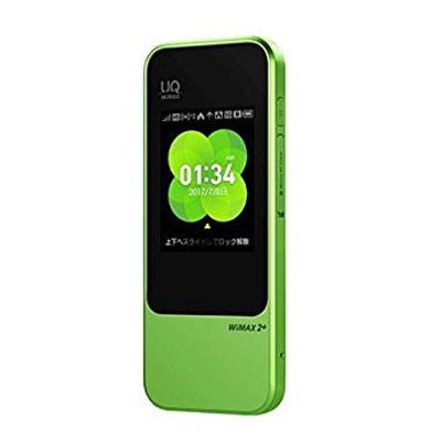 イオシス|【UQWiMAX版】Speed Wi-Fi NEXT W04 HWD35SGU GREEN