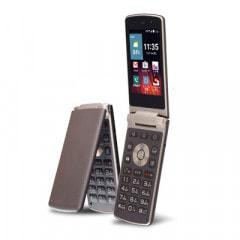 LG Wine Smart LGS01 BROWN 【J:COM MOBILE SIMフリー】