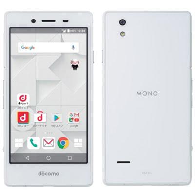 イオシス|docomo MONO MO-01J White