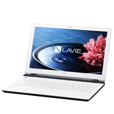 イオシス|LAVIE Note Standard NS100/C PC-NS100C1W【Celeron(1.7GHz)/4GB/500GB HDD/Win10Home】