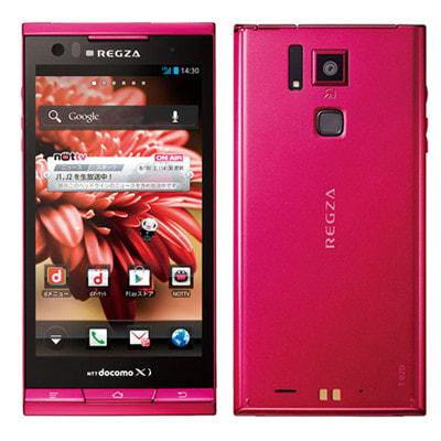 イオシス|【本体未使用品】docomo NEXT series REGZA Phone T-02D ピンク