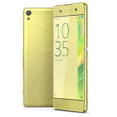 イオシス|Sony Xperia XA Dual F3116 [Lime Gold 16GB 海外版 SIMフリー]