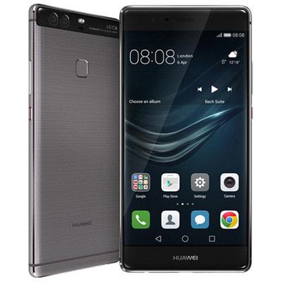 イオシス|Huawei P9 EVA-L09 Titanium Gray【国内版 SIMフリー】