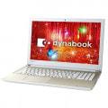 dynaBook T65/CG PT65CGP-RJB【Core i7(2.7GHz)/4GB/1TB HDD/Win10Home】