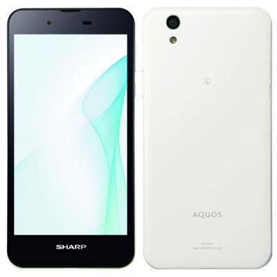 イオシス|AQUOS SH-M04-A ホワイト