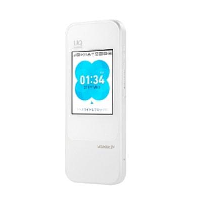 イオシス|【UQWiMAX版】Speed Wi-Fi NEXT W04 HWD35SWU WHITE
