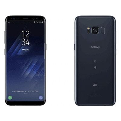 イオシス|au Galaxy S8 SCV36 Midnight Black