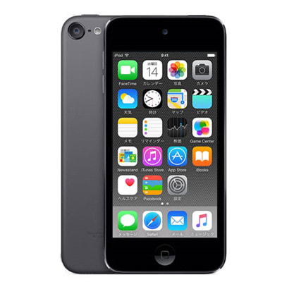 イオシス|【第6世代】iPod touch A1574 (MKWU2J/A) 128GB グレイ