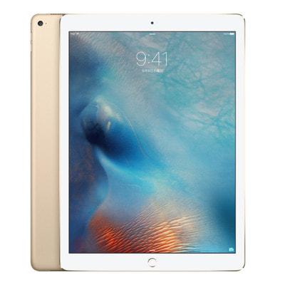イオシス 【SIMロック解除済】【第1世代】docomo iPad Pro 9.7インチ Wi-Fi+Cellular 32GB ゴールド MLPY2J/A A1674