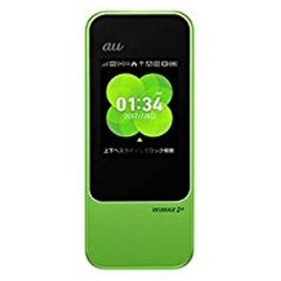 イオシス|【au版】Speed Wi-Fi NEXT W04 HWD35SGU GREEN