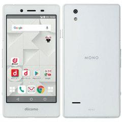 docomo MONO MO-01J White