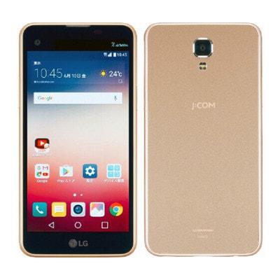 イオシス|LG X screen LGS02 Chanpaign gold [J:COMモデル]