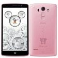 Disney Mobile on docomo DM-01G Pretty Pink