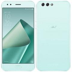ASUS Zenfone4 Dual-SIM ZE554KL SD630 64GB Mint Green【海外版 SIMフリー】
