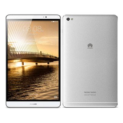イオシス MediaPad M2 8.0 (M2-802L) 16GB Silver(White Panel)【国内版 SIMフリー】
