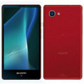 AQUOS mini SH-M03 Red【楽天版SIM フリー】
