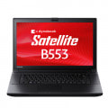 【Refreshed PC】dynabook Satellite B553/J PB553JBAP27AE71 【Core i5/4GB/320GB/DVD/Win10】