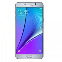 Samsung Galaxy Note5 (Dual SIM) SM-N9200 32GB Silver Titanium【海外版 SIMフリー】