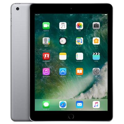 イオシス 【ネットワーク利用制限▲】【第5世代】SoftBank iPad2017 Wi-Fi+Cellular 32GB スペースグレイ MP1J2J/A A1823