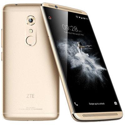 イオシス ZTE AXON 7 A2017G イオンゴールド【国内版 SIMフリー】