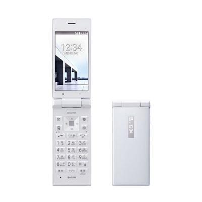 イオシス|SoftBank DIGNOケータイ 501KC ホワイト