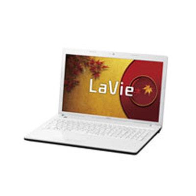 イオシス|LaVie E LE150/T1W PC-LE150T1W-P2 【Celeron(1.4GHz)/4GB/500GB HDD/Win8.1】