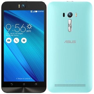 イオシス|ASUS ZenFone Selfie (ZD551KL-BL16) アクアブルー 【国内版 SIMフリー】