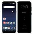 【SIMロック解除済】docomo Galaxy S8 SC-02J Midnight Black