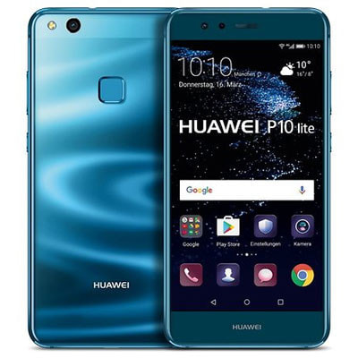 イオシス Huawei P10 lite WAS-LX2J (HWU32) Sapphire Blue【UQモバイル版  SIMフリー】