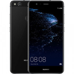 Huawei P10 lite WAS-LX2J Midnight Black【国内版 SIMフリー】