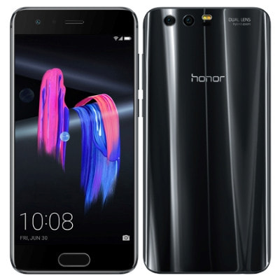 イオシス|Huawei Honor9 STF-L09 Midnight Black【楽天版 SIMフリー】
