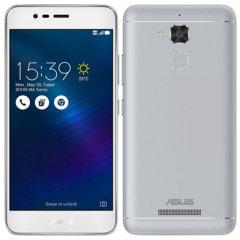 ASUS Zenfone3 Max ZC520TL -SL16 Silver 【16GB 国内版 SIMフリー】