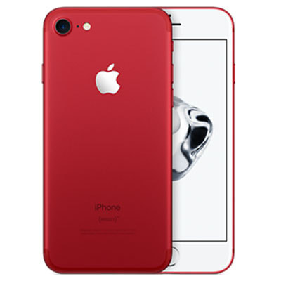 イオシス|iPhone7 A1779 (MPRY2J/A) 256GB レッド 【国内版 SIMフリー】