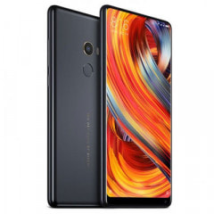 Xiaomi Mi Mix2 Dual-SIM 【Ceramic Black 256GB 中国版 SIMフリー】