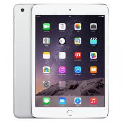 【第3世代】au iPad mini3 Wi-Fi+Cellular 16GB シルバー MGHW2J/A A1600