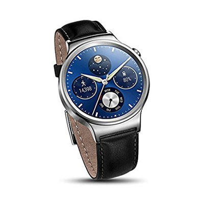 イオシス|HUAWEI WATCH W1 Classic leather MERCURY-G00LE