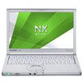 Let's note NX3 CF-NX3EDHCS【Core i5/4GB/320GB/Win10】