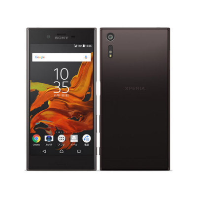 イオシス|【SIMロック解除済】SoftBank Xperia XZ 601SO MineralBlack