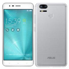 【再生品】ASUS ZenFone Zoom S Dual SIM ZE553KL-SL64S4 Silver 【64GB 国内版 SIMフリー】