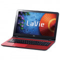 LAVIE Note Standard NS150/E PC-NS150EAR 【Celeron(1.6GHz)/4GB/1TB HDD/Win10Home】