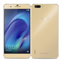 Huawei honor6 plus  32GB (PE-TL10) [Gold 楽天版 SIMフリー]