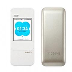 【au版】Speed Wi-Fi NEXT W04 HWD35MWA White