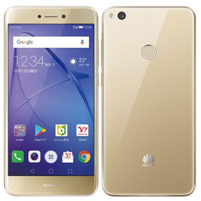 イオシス|Y!mobile Huawei nova lite 608HW ゴールド