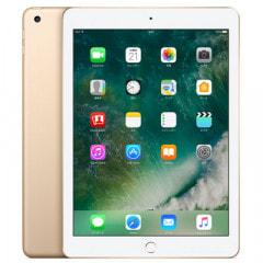 【第5世代】iPad2017 Wi-Fi 128GB ゴールド MPGW2J/A A1822