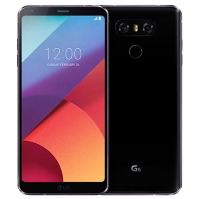 イオシス|LG G6 LGH870DS Dual SIM LTE [64GB  Black 海外版 SIMフリー]