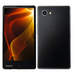 SoftBank AQUOS PHONE Xx2 mini 503SH ブラック