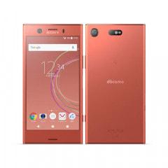 docomo Xperia XZ1 Compact SO-02K Twilight Pink