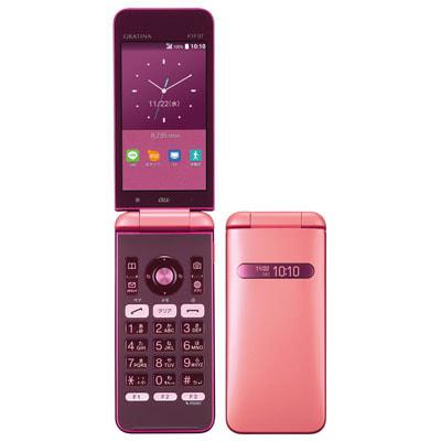 イオシス|GRATINA KYF37 KYF37SPA ピンク
