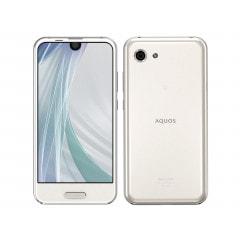 AQUOS R compact SH-M06 White