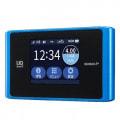 【UQWiMAX版】Speed Wi-Fi NEXT WX04 NAD34SLU アクアブルー